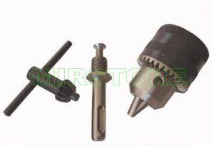 MANDRINO A CREMAGLIERA 3-16 mm CON GAMBO SDS PLUS