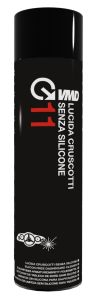 LUCIDA CRUSCOTTI SENZA SILICONE IN BOMBOLA SPRAY DA 600 ml