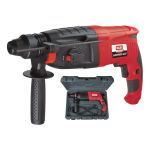 TRAPANO MARTELLO PERFORATORE HAMMER 4037 - SDS-PLUS