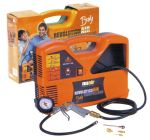 COMPRESSORE PORTATILE BOXY 1,5 HP - 8 BAR CON ACCESSORI
