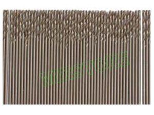 PUNTE PER TRAPANO Ø 0,6 mm - 50 PEZZI